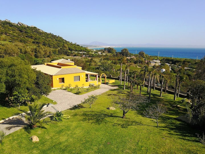 Holiday Villa In Valdevaqueros Tarifa