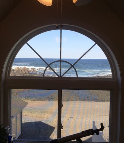 Perkins Cove Oceanfront Cottage - Ogunquit - Huis