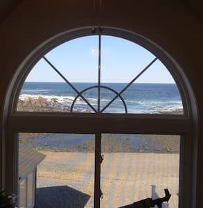 Perkins Cove Oceanfront Cottage - Ogunquit