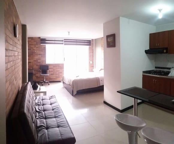 Apartamento Amoblado sector cable Manizáles