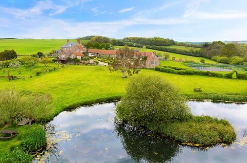 Rudge Farm - Hayloft Cottage