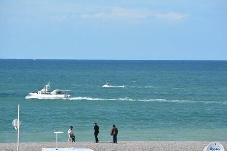 location de vacances face à la mer - Dieppe - อพาร์ทเมนท์