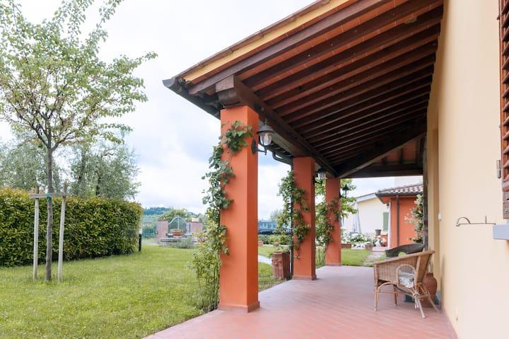 Flat.Gregorio a Pulica campagna Toscana