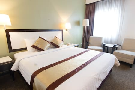 1. Corporate Superior King @ Summit Hotel - Subang Jaya - Butik otel