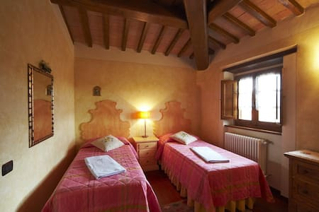 Apartment in Chianti 3 bedrooms!!!