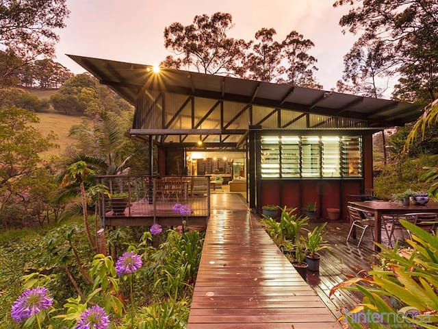 Country Creek Retreat - Cooroy - บ้าน