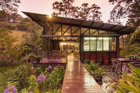 Country Creek Retreat - Cooroy - Hus