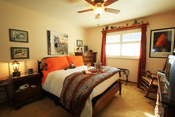 Hakuna Matata Room for two - Sacramento - Dom