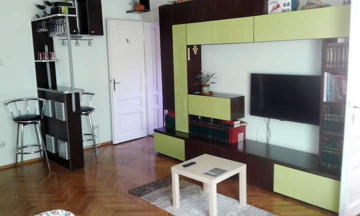 2 rooms apartment for relaxed travelers