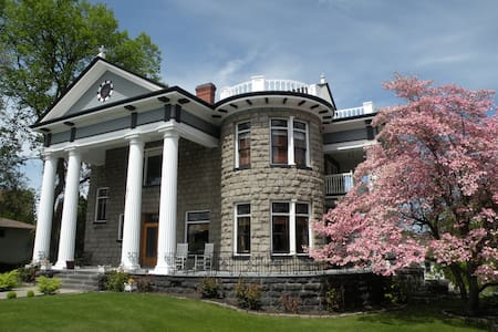 Rosedell Mansion - Yakima