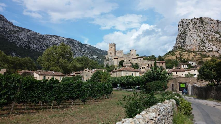 Maison de village à Saint Jean de Buèges