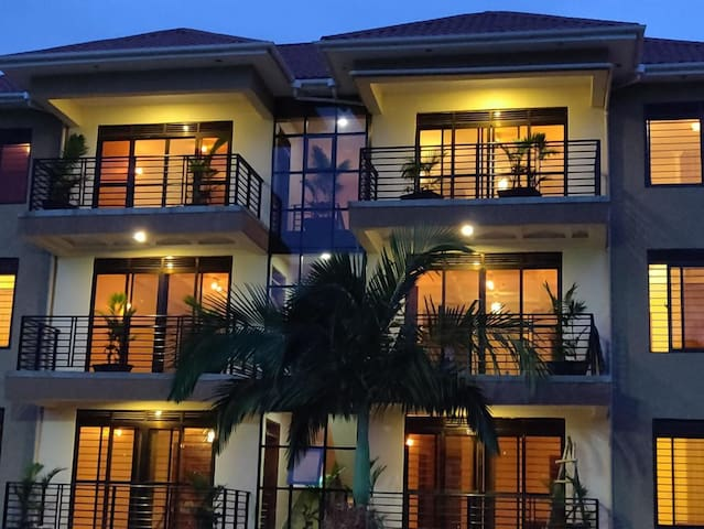 Kampala Suburbs Apartments (Shared 1)