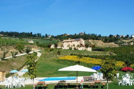 Agri Bio La Casa degli Gnomi 4 - Ortezzano