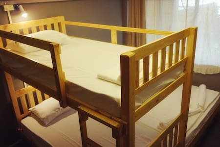 iDeer Hostel - 2 Bed Family Room - Bangkok