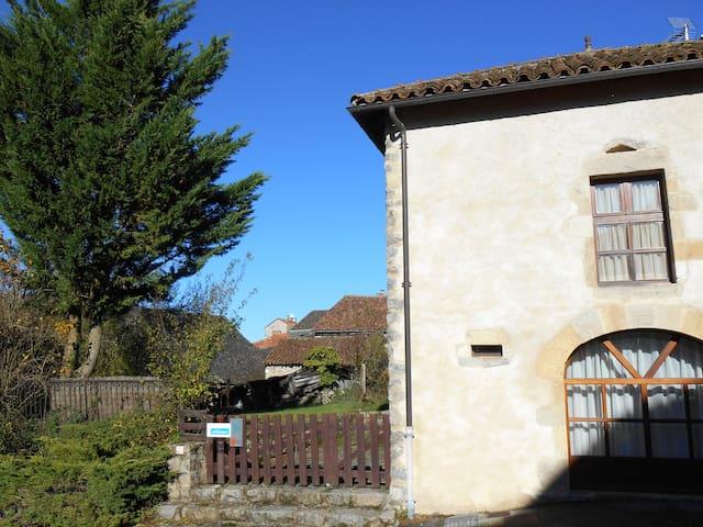 la Bouverie - Peyrusse-le-Roc