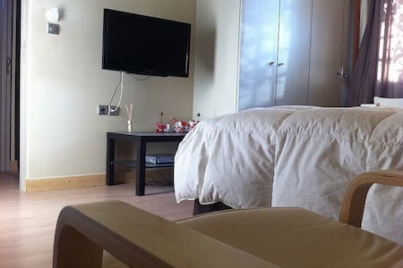Arahova Luxury Rooms (near Delfi) - Chalet
