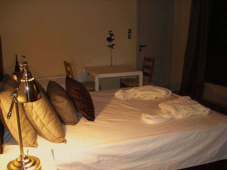 Private Room at Arahova