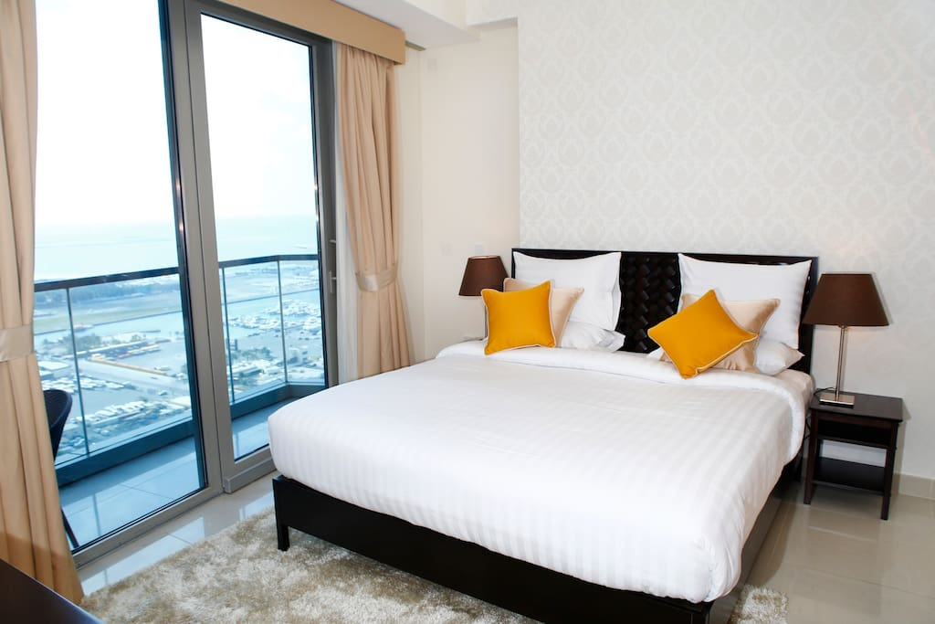 Open Sea Views At Dubai Marina 2br Apartments For Rent