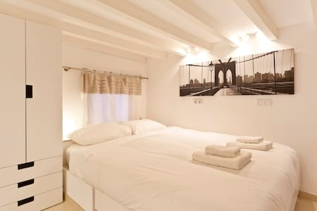 LOFT 2 PEOPLE -PALMA OLD TOWN-BEACH - Palma de Mallorca