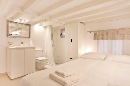 LOFT 2 PEOPLE -PALMA OLD TOWN-BEACH - Palma de Mallorca - Apartment