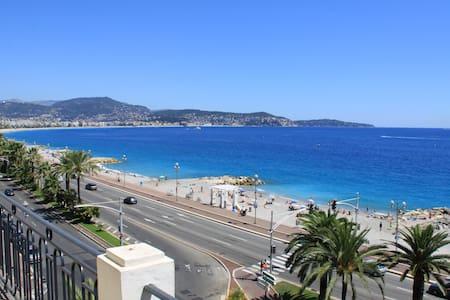 "On the ""Promenade des Anglais""  - Nice"