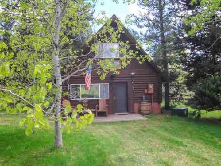 Warm River Cabin in private gated community