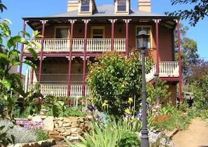 Heritage accommodation with a Queen bed - Ciudad nueva - Bed & Breakfast