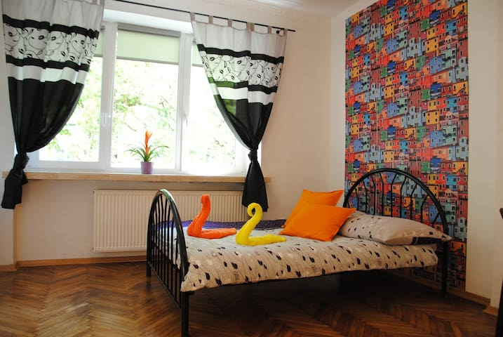 Enegry Apartment close to City Center