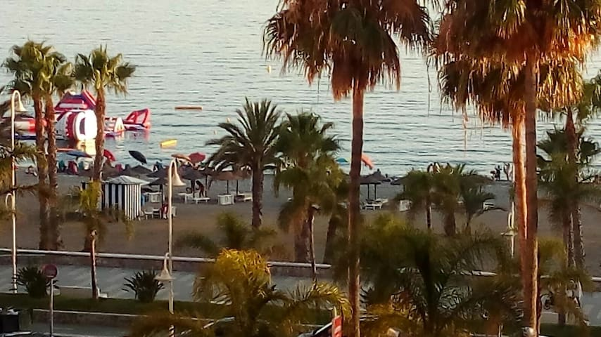 Almuñécar,  Paseo San Cristóbal Urb. Mar del Sol
