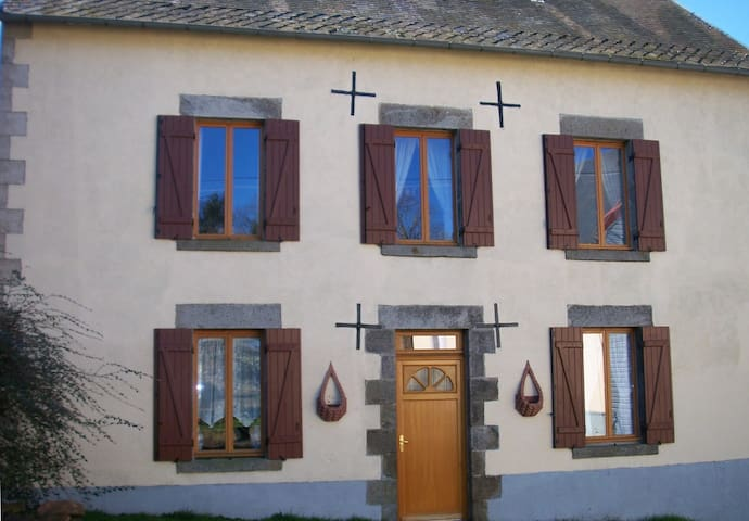 B&B in Creuse countryside