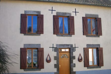 B&B in Creuse countryside - Saint-Pierre-de-Fursac