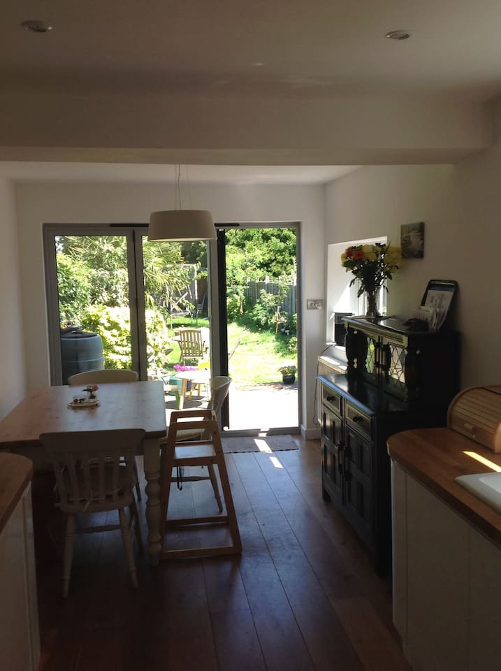 Sweet family home in the heart of Whitstable