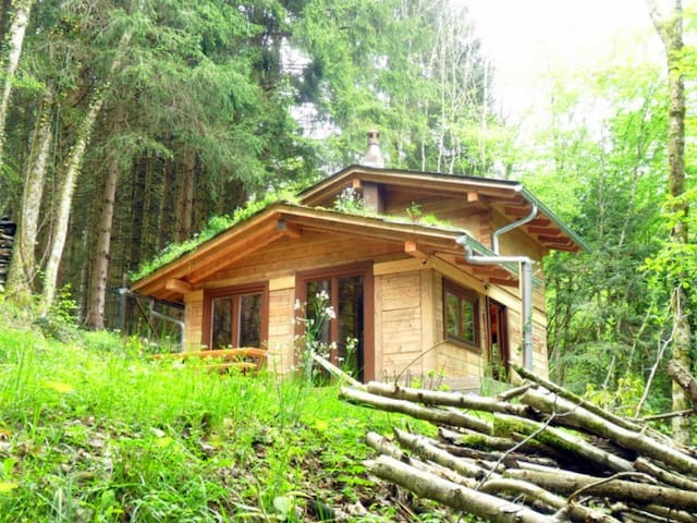Romantic log house Vosges - Ternuay-Melay-et-Saint-Hilaire - Cabin