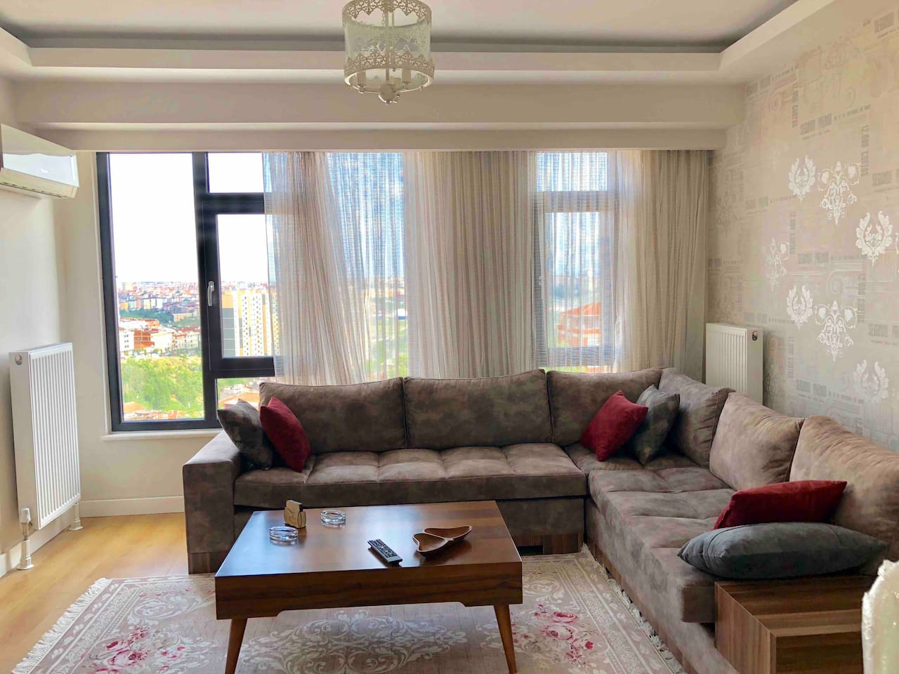 Comfortable Modern 5 Star Apartment Apartments For Rent In Istanbul