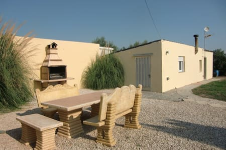 Studio with pool maximum 2 adults - Onil
