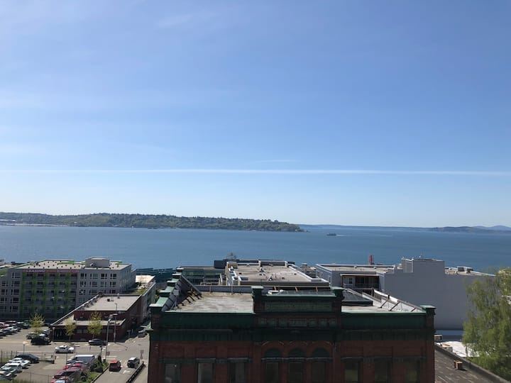 Belltown Penthouse with a View