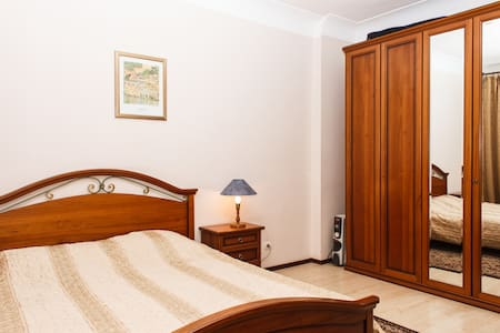 2-х комнатная квартира в центре - Dnepropetrovsk - Lägenhet