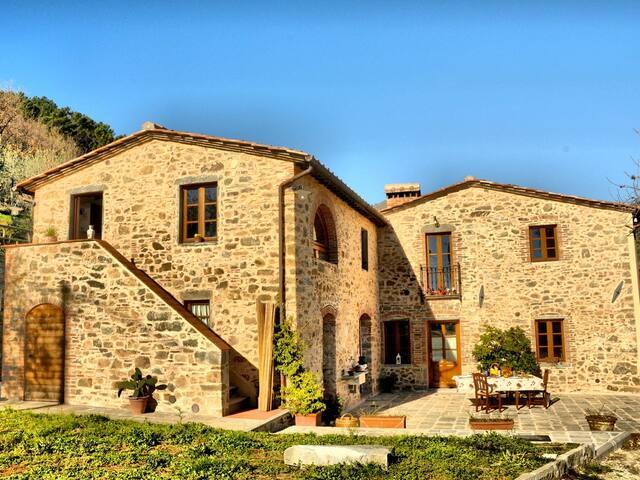 Cottage da Giovanni apartment La Famiglia