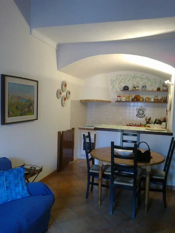 three-room apartment in the centre