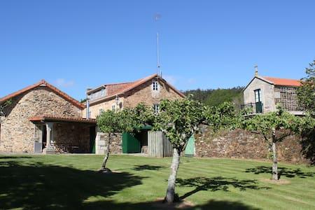 Lar san Adrían - Coristanco - บ้าน