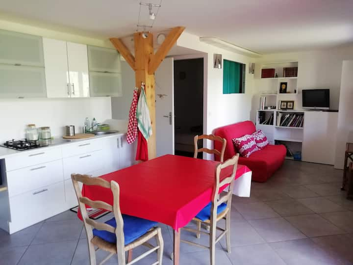 Bel appartement neuf 4personnes