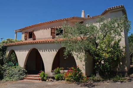 Nice spatious villa in the country  - Sassari - Villa