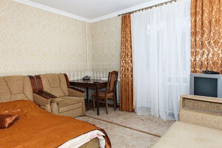 1-ком. квартира в центре города - Dnepropetrovsk