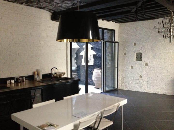 Appartement atypique, 72m2 au coeur du Vieux Lille