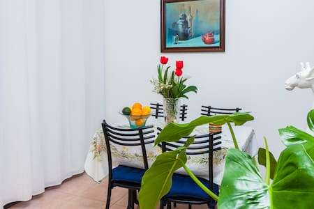 Beautiful house in a villa  - Ashdod - Apartment
