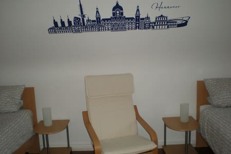ruhiges Zimmer - privater Eingang - Hanover