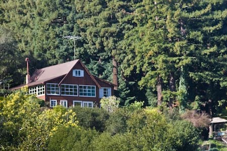 Suki's Mountain Retreat - Mill Valley