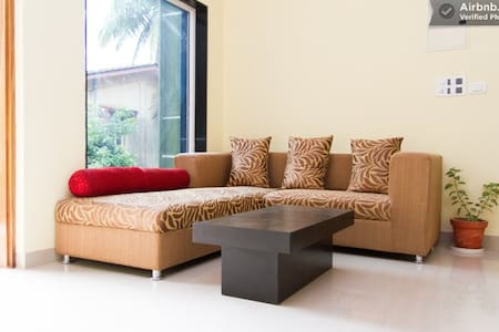 New Apartment - Fully Furnished! #2 - Panjim - 公寓