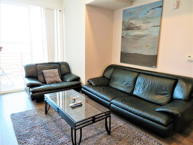 2 Bd/2 Bth Private & Relaxing Apt.w/ Free Wifi