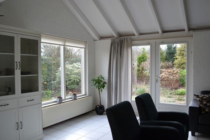 Freistehende Bungalow am Mer - Egmond aan den Hoef - Dům